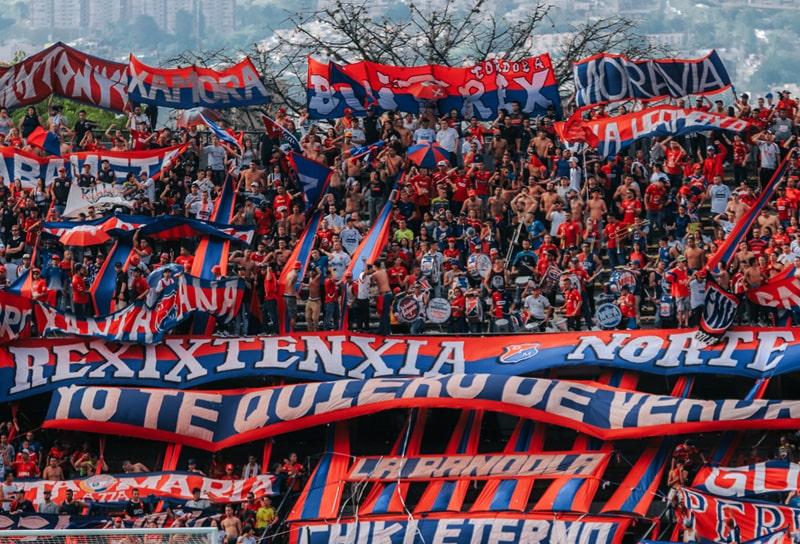 Rexixtenxia Norte, Deportivo Independiente Medellín, DIM, DaleRojo, Liga BetPlay 2021-II