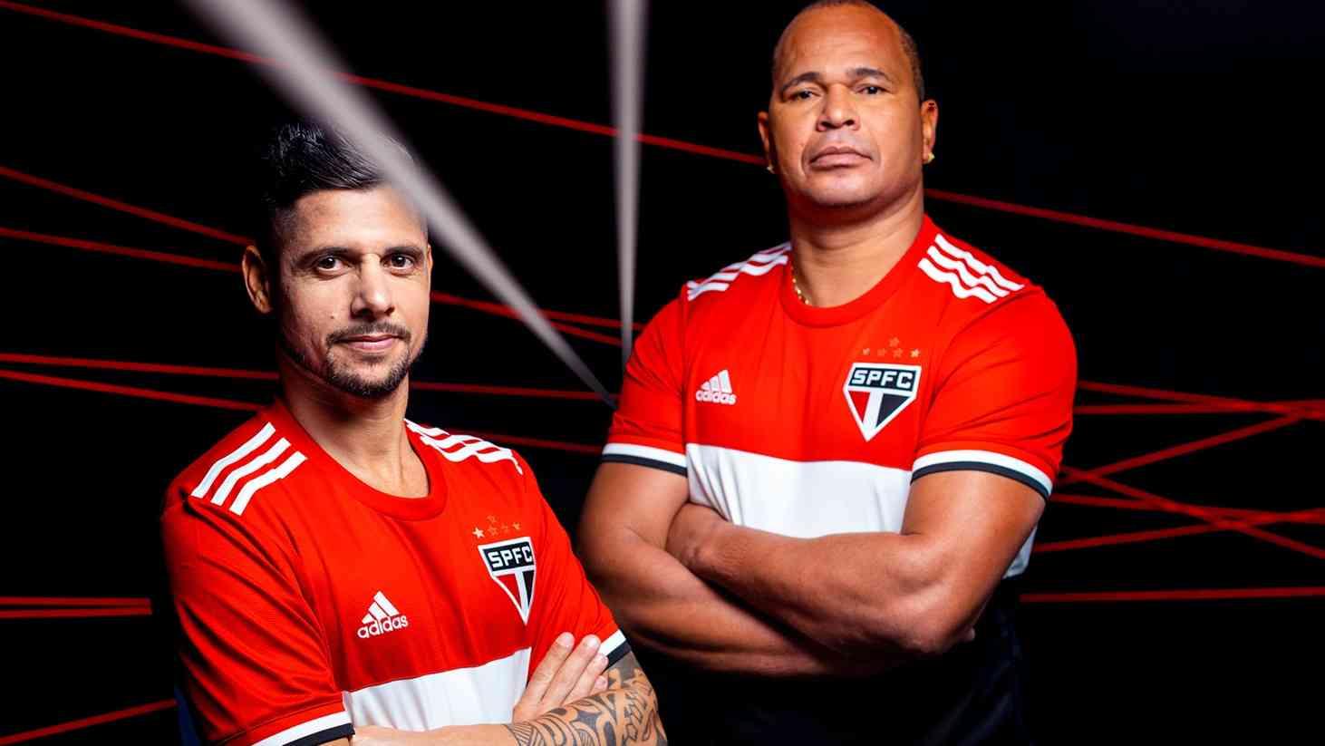 Sao Paulo presenta su tercer uniforme marca adidas