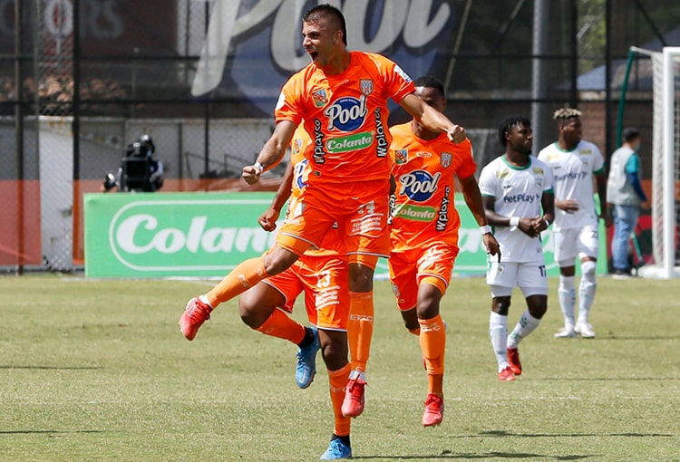 Steven Rodríguez, Deportivo Independiente Medellín, DIM, DaleRojo, fichajes DIM 2022-I, Envigado FC