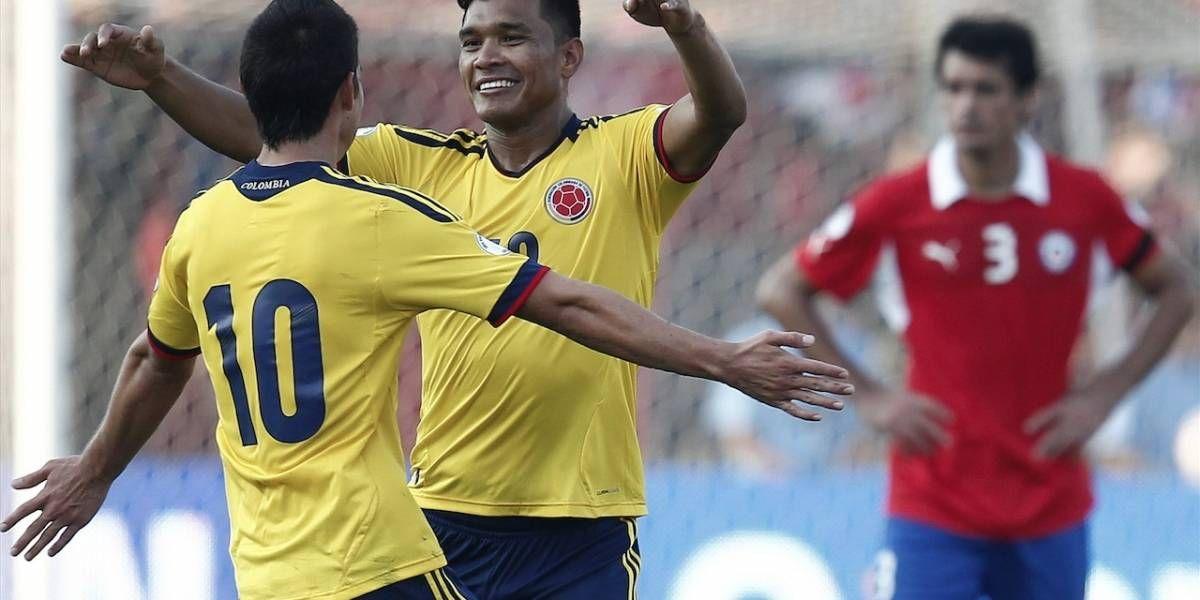"""Teo Gutiérrez sobre James Rodríguez: """"Hay que acercarlo, invitarlo al país, abrazarlo"""""""