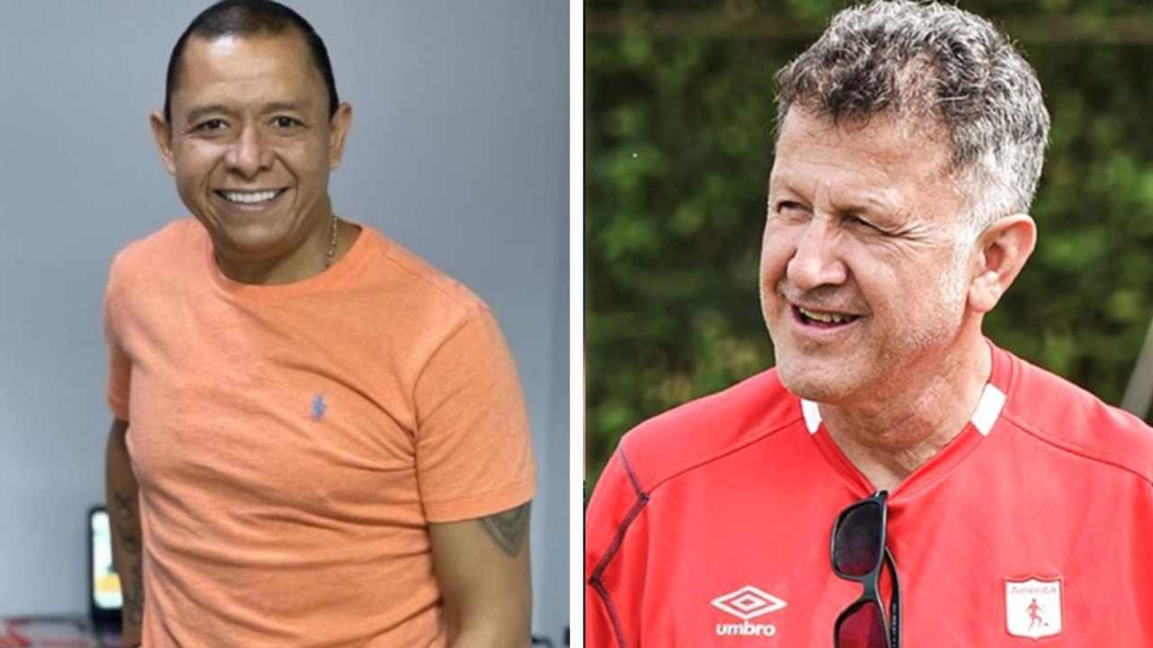 Valenciano Osorio no es técnico para América, es para selección
