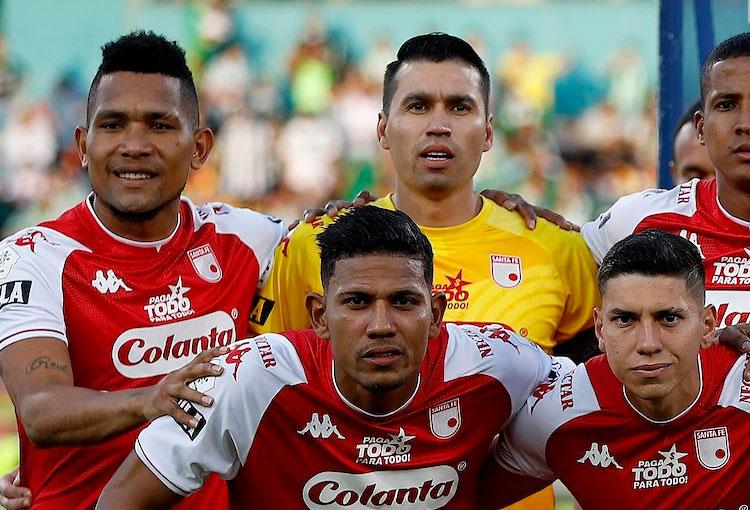 Álex Mejía y su partido especial ante Atlético Nacional