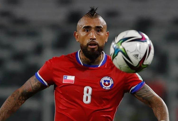 """Arturo Vidal contra periodistas chilenos: """"Sigan diciendo que vamos a quedar afuera del Mundial"""""""