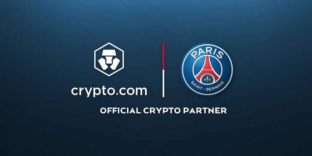 PSG nombra a Crypto.com como su socio de criptomonedas