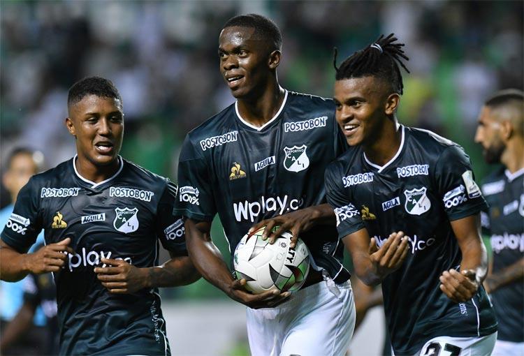 Primera vez que le pasa a Deportivo Cali cuando hay gol de Andrés Colorado en la Liga