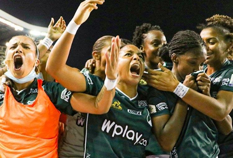 ¡Deportivo Cali es el campeón de la Liga BetPlay Femenina 2021!