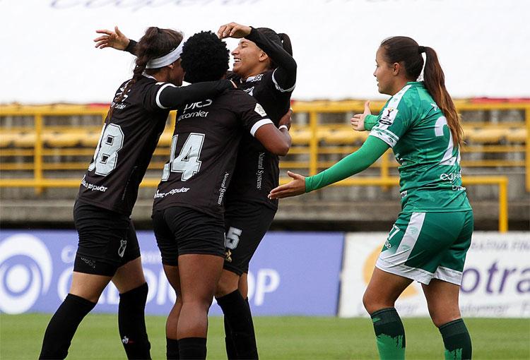Deportivo Cali y un resultado que lo acerca a la final de la Liga BetPlay Femenina