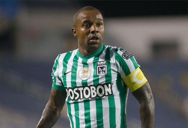 Regreso soñado: los números de Dorlan Pabón en su primer partido con Atlético Nacional