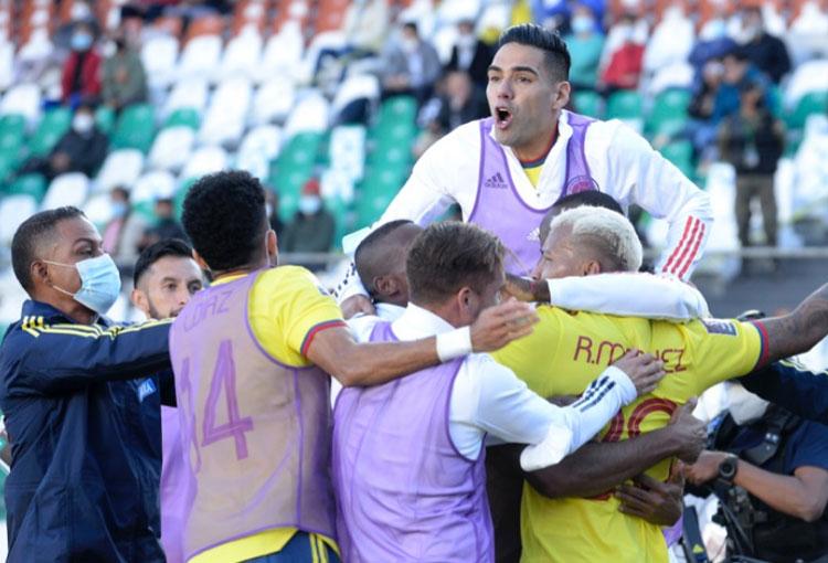 El mensaje de Falcao a la Selección Colombia por el resultado en Bolivia