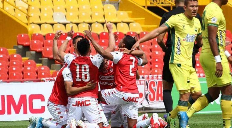 Resultado, resumen y gol: Bucaramanga vs. Santa Fe, Copa BetPlay