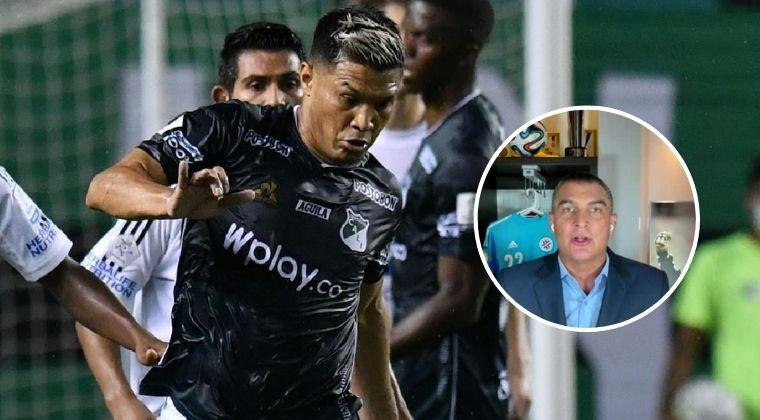 Faryd Mondragón pidió de regreso a Teo Gutiérrez a la Selección Colombia