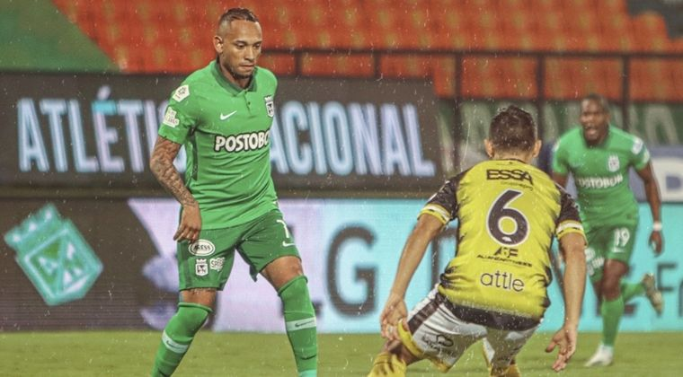 Liga BetPlay 2021- II: formación titular de Atlético Nacional y Alianza Petrolera