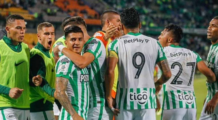 Resultado, resumen y goles; Alianza Petrolera vs. Atlético Nacional, Liga BetPlay