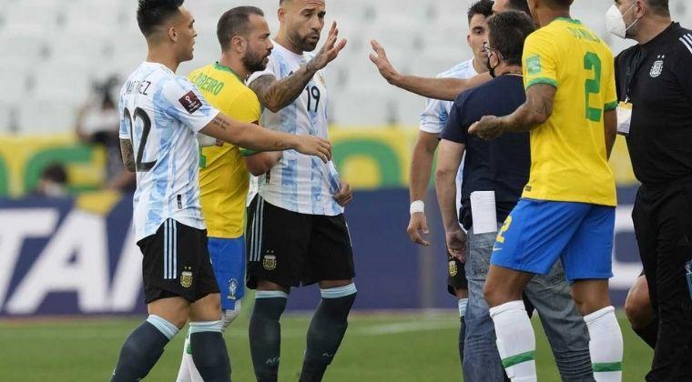 Comunicado oficial de la FIFA tras el Brasil vs. Argentina