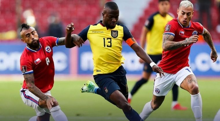 La figura de Chile que no estará ante la Selección Colombia
