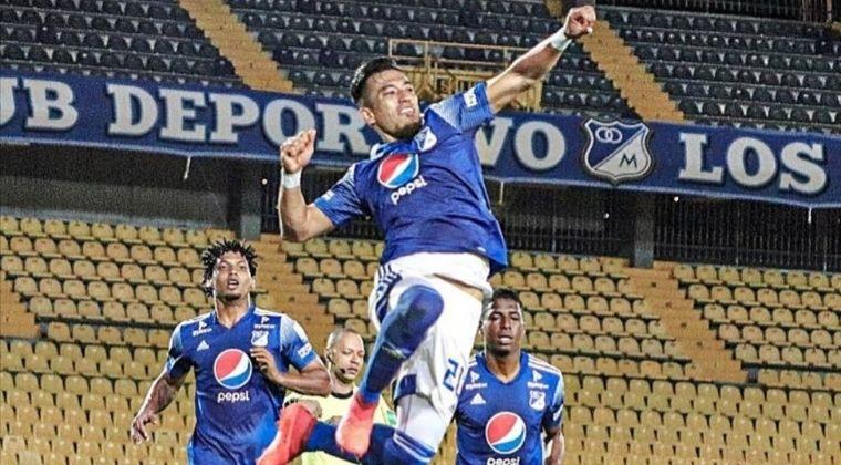 'Blooper' del Pecoso Correa y quinto gol de Fernando Uribe en Liga BetPlay -II
