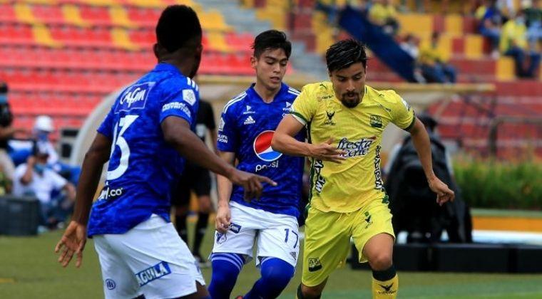 Resultado, resumen y goles: Bucaramanga vs. Millonarios, Liga Betplay
