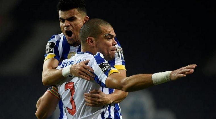 """Pepe elogió a Luis Díaz: """"Es un orgullo tener jugadores como él"""""""