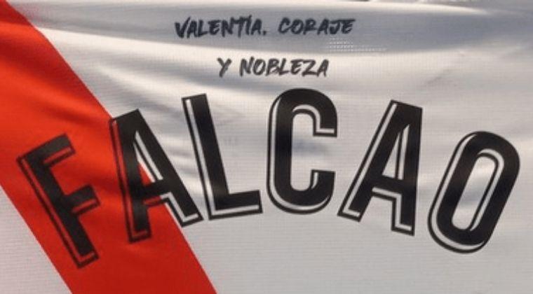 Falcao García y el extraño número que usará en el Rayo Vallecano