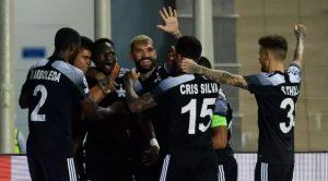 ¡Histórico triunfo del Sheriff en Champions League, el equipo de los colombianos!