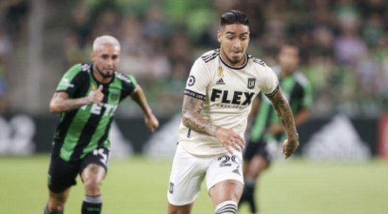 Chicho Arango sigue imparable en la MLS: ¡Vea su nuevo gol con Los Ángeles FC!