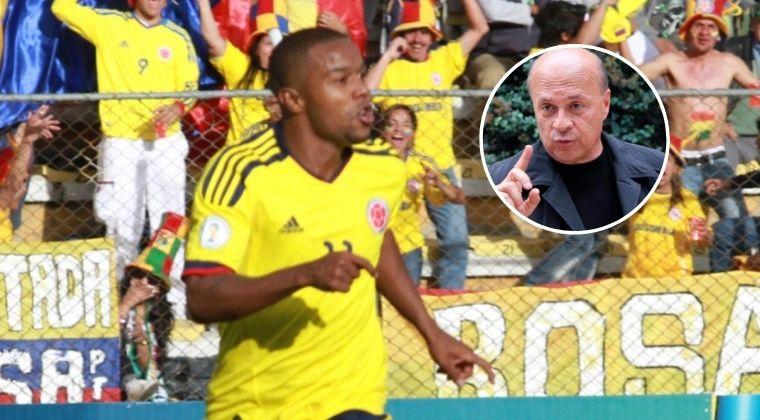 """Carlos Antonio Vélez """"Dorlan Pabón es jugador de Selección Colombia"""""""