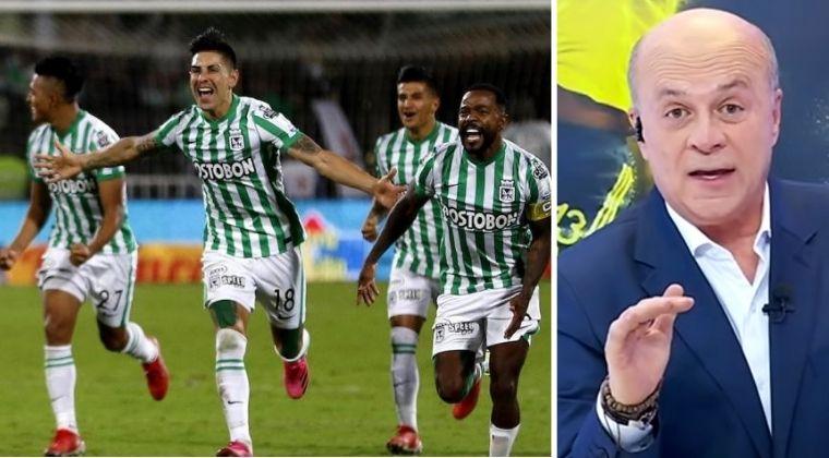 """Carlos Antonio Vélez tras la clasificación de Atlético Nacional: """"El equipo sigue cojo"""""""