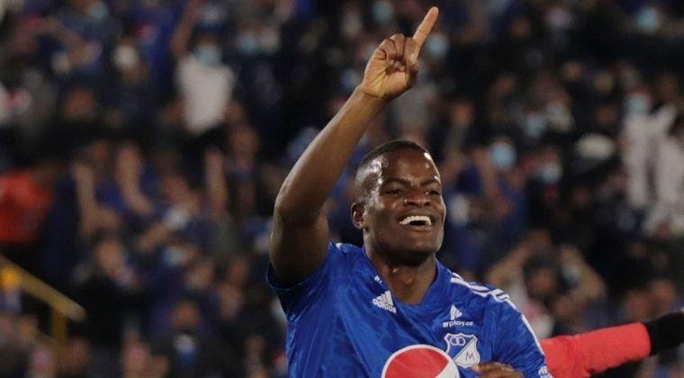 Después de una difícil situación, Andrés Felipe Román regresó al gol con Millonarios