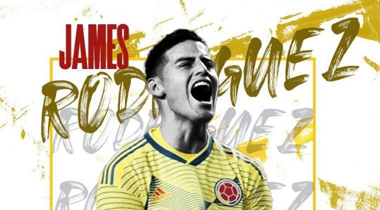 Es oficial: ¡James Rodríguez fue anunciado como nuevo jugador del Al Rayyan SC!
