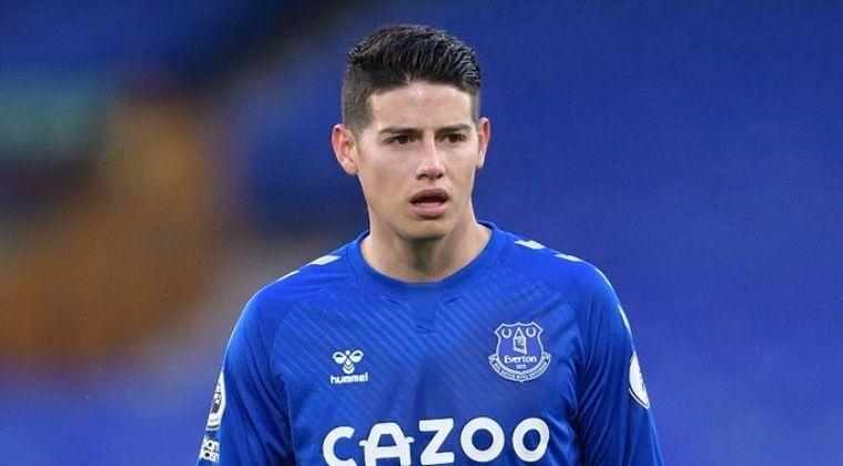 El comunicado del Everton tras confirmase la salida de James Rodríguez