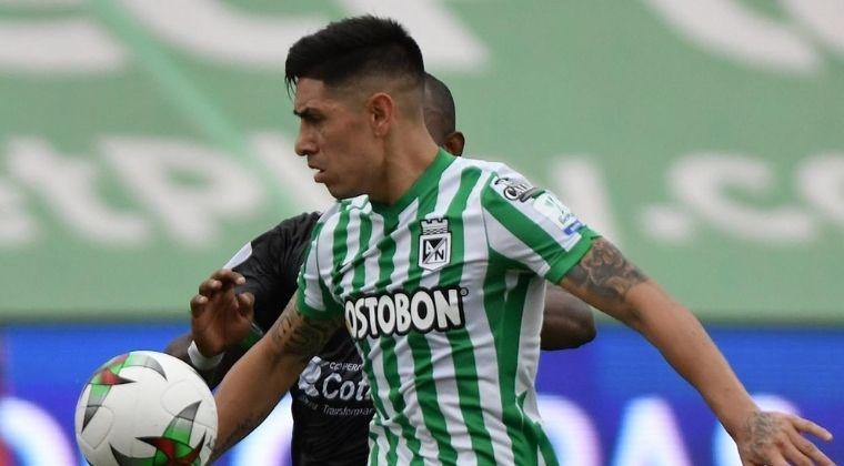 """Emmanuel Olivera : """"Vine a Nacional porque me impresionó esa Libertadores que ganó"""""""