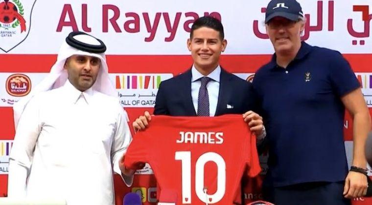 El mensaje que realmente le importa a James tras su llegada al Al-Rayyan