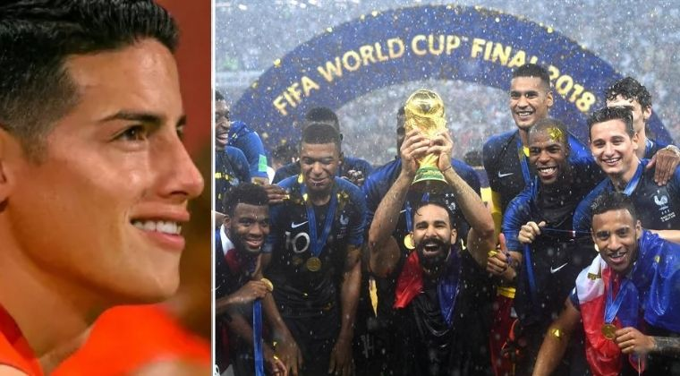 James Rodríguez tiene nuevo compañero: Al-Rayyan anunció a un campeón del mundo