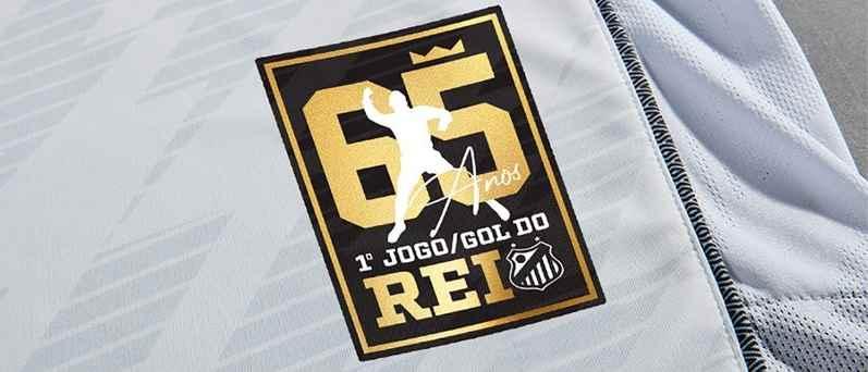 Santos FC tendrá un sello en honor al primer gol de Pelé