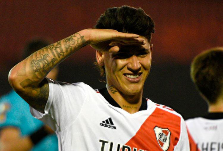 "Varsky: ""Algunos en River le reclaman a Jorge Carrascal ser Neymar"""