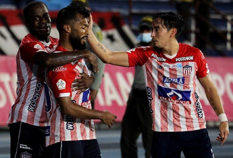 Águilas Doradas vs. Junior FC: resumen, goles y resultado
