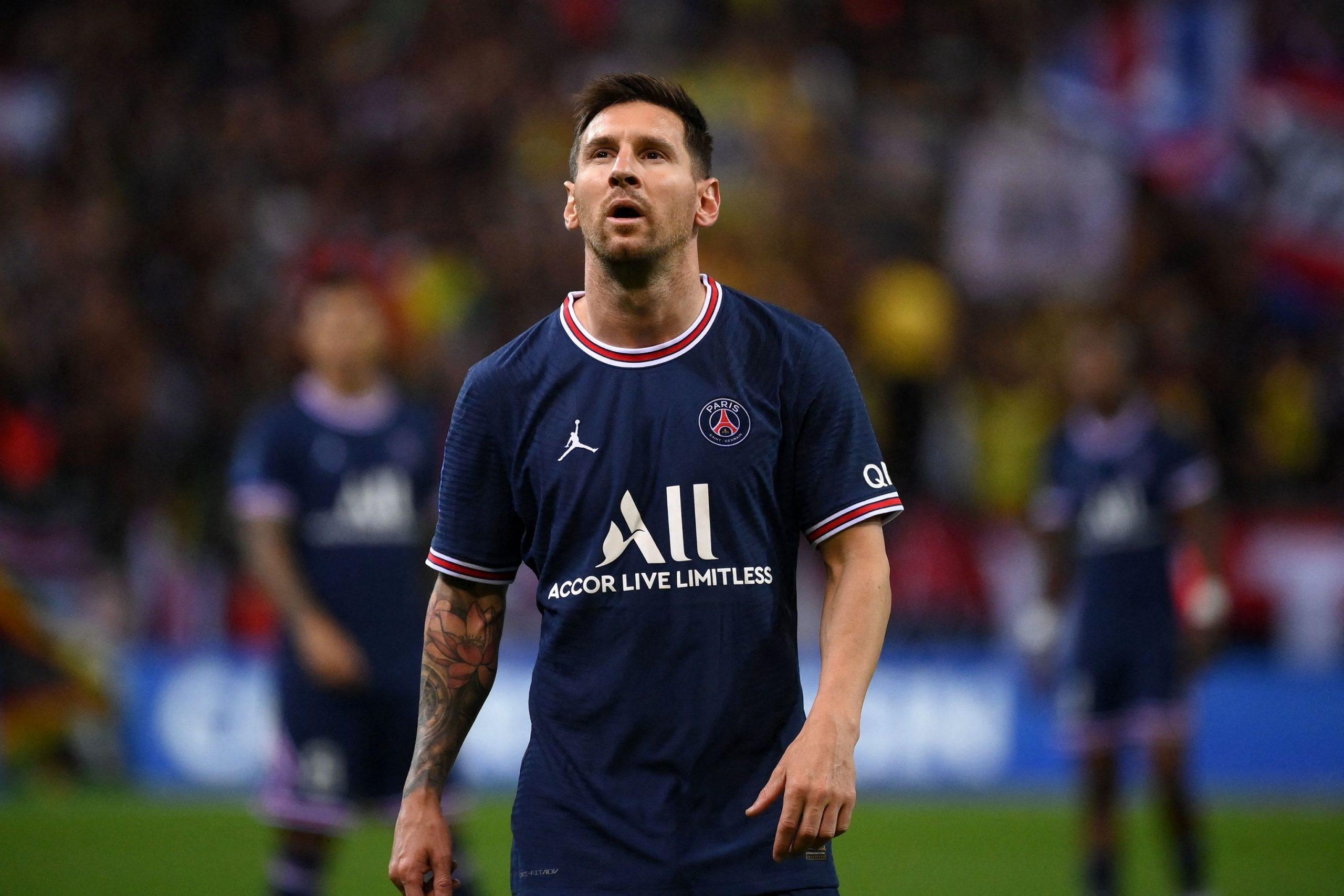 PSG: una fecha más sin Lionel Messi. Continúa lesionado