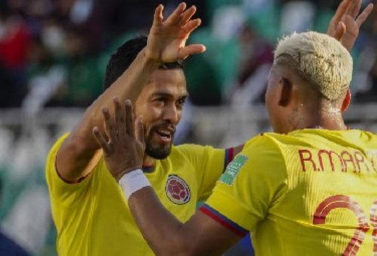 ¿Qué dijo Reinaldo Rueda del debut del Rifle Andrade en la Selección Colombia?