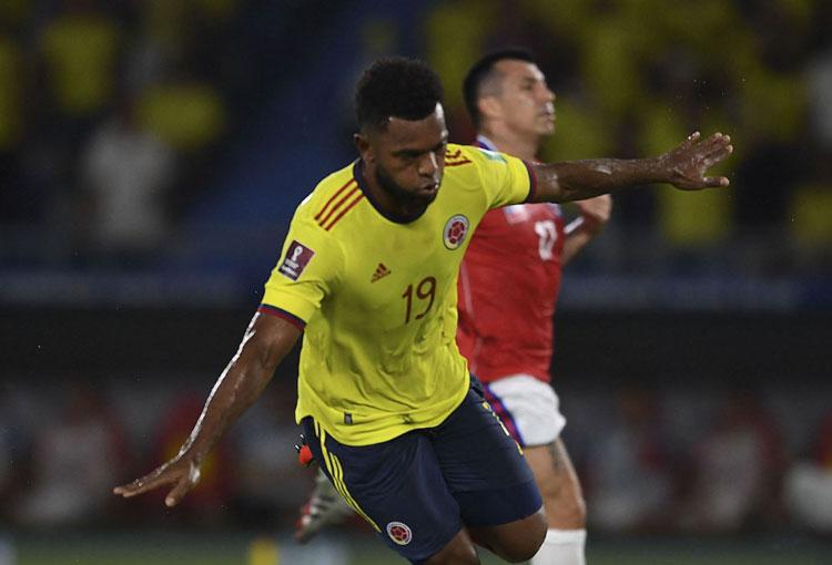 La mamá de Miguel Borja predijo los goles de su hijo en Colombia vs. Chile
