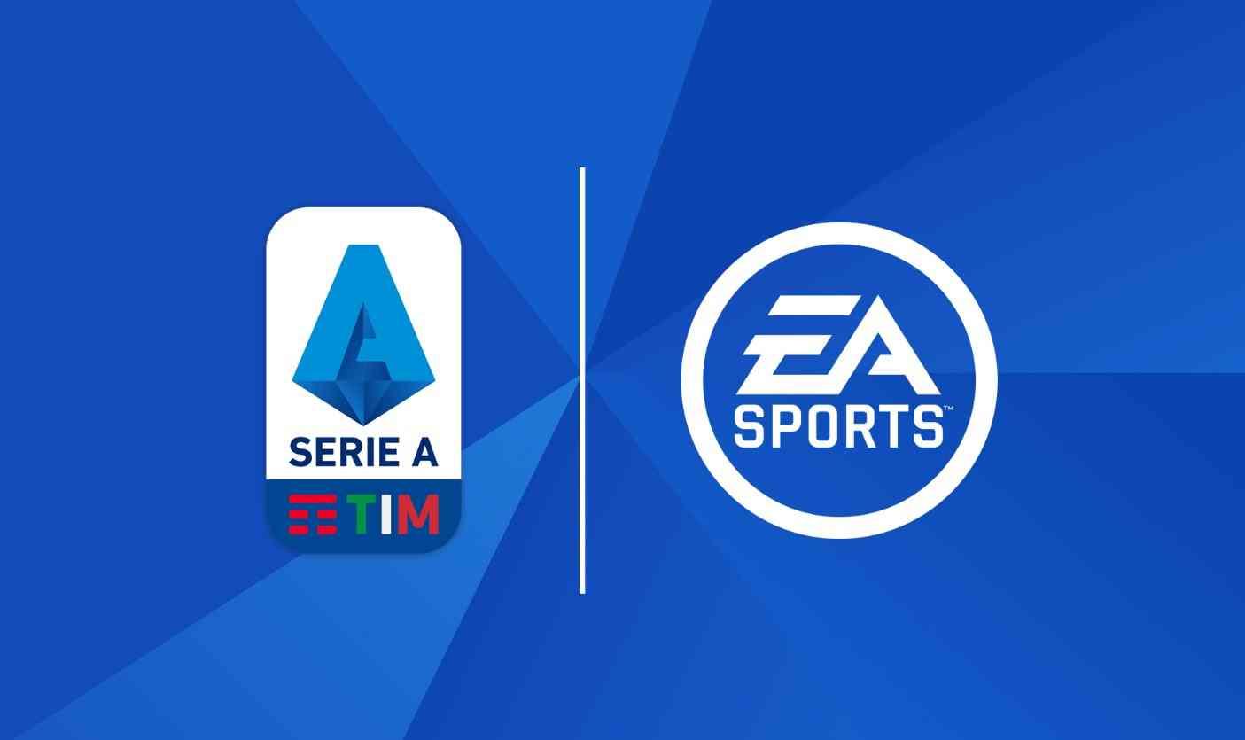 EA Sports cierra con clubes de fútbol italianos para FIFA 2022