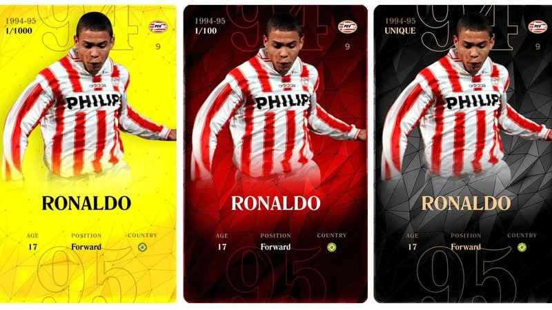 Sorare crea tarjetas NFT para 50 leyendas del fútbol