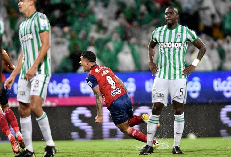 Adrián Arregui, Deportivo Independiente Medellín, DIM, DaleRojo, Liga BetPlay 2021-II, Atlético Nacional