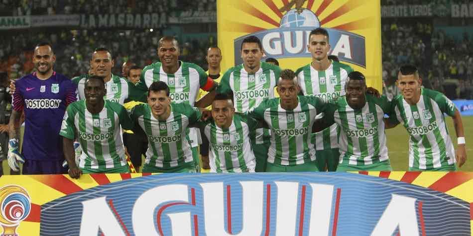 Atlético Nacional: solo tres sobrevivientes de su último título