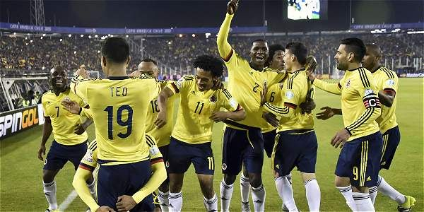 Selección Colombia: a ganarle a Brasil después de seis años
