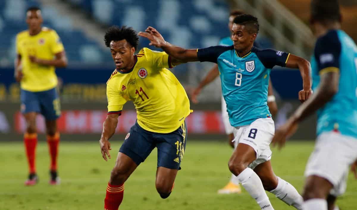 El dato negativo de Ecuador que espera aprovechar la Selección Colombia