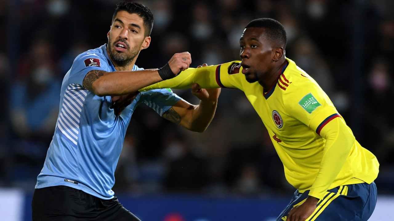 Carlos Cuesta y otro correcto partido, ahora ante Uruguay