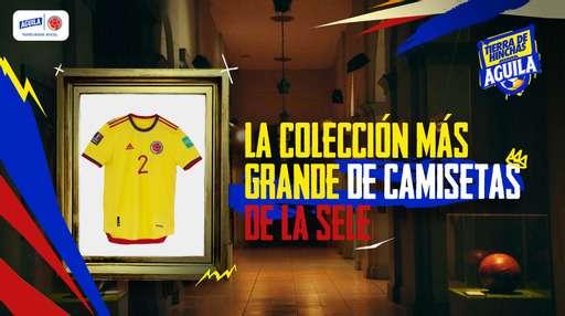 Cerveza Águila Selección Colombia