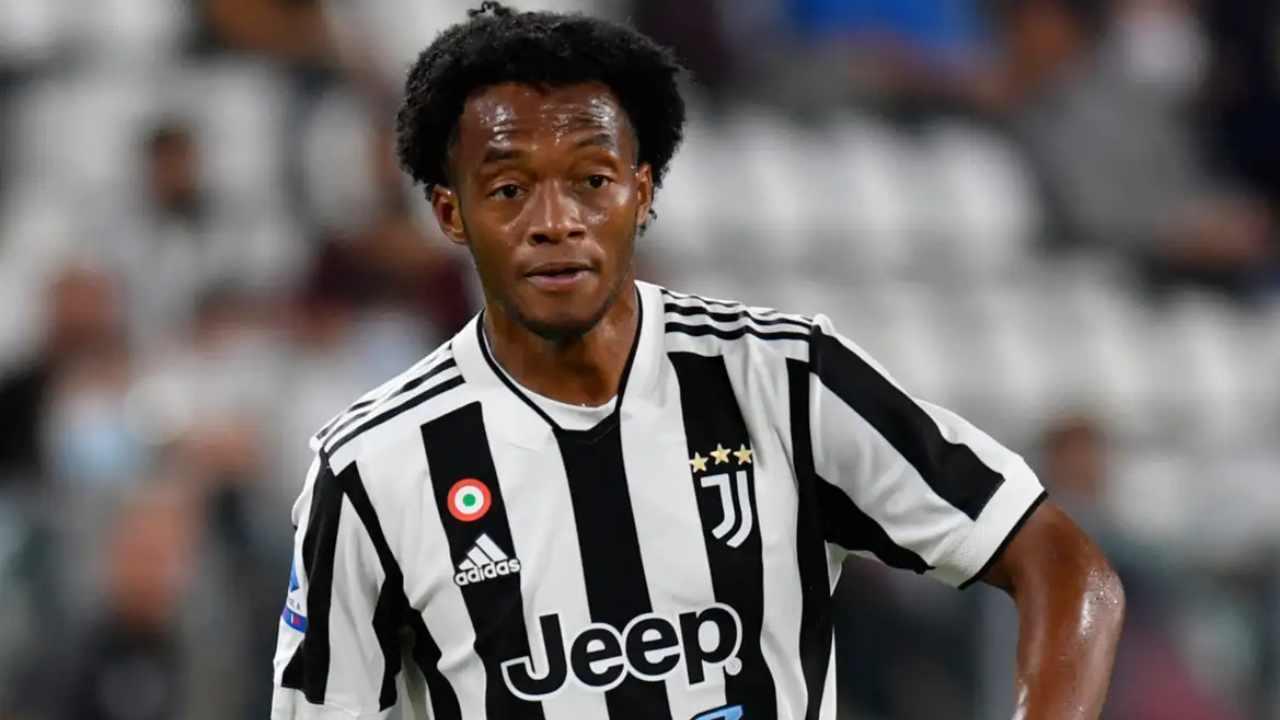 Cuadrado y un opaco partido en el Derby d'Italia ante Inter