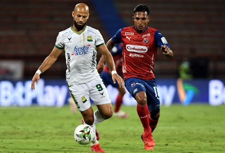 David Loaiza, Deportivo Independiente Medellín, DIM, DaleRojo, Liga BetPlay 2021-II, Alianza Petrolera