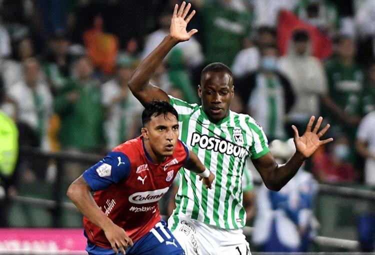 David Loaiza, Deportivo Independiente Medellín, DIM, DaleRojo, Liga BetPlay 2021-II, Deportes Tolima